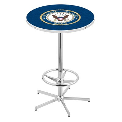 Military Pub Table Team: United States Navy
