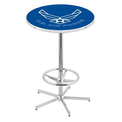 Military Pub Table Team: United States Air Force