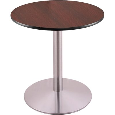 30 Pub Table Finish: Stainless, Tabletop Size: 36 Dia