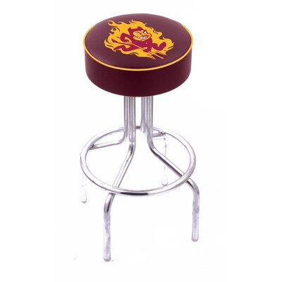 Bad credit financing NCAA Tulip Base Swivel Barstool...