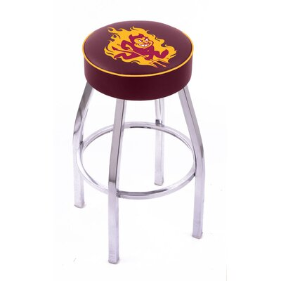 Financing NCAA Single Ring Swivel Barstool wi...