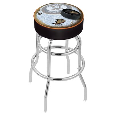 NHL 30 Swivel Bar Stool