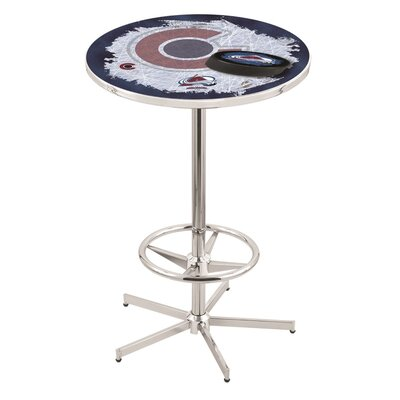 NHL Pub Table NHL Team: Colorado Avalanche