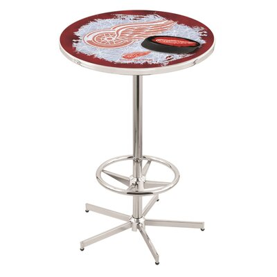 NHL Pub Table NHL Team: Detroit Red Wings