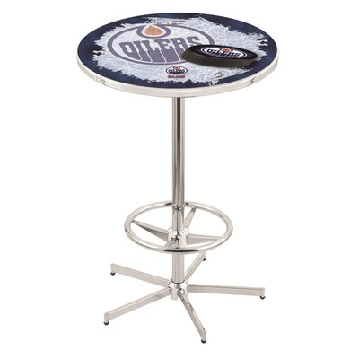 NHL Pub Table NHL Team: Edmonton Oilers