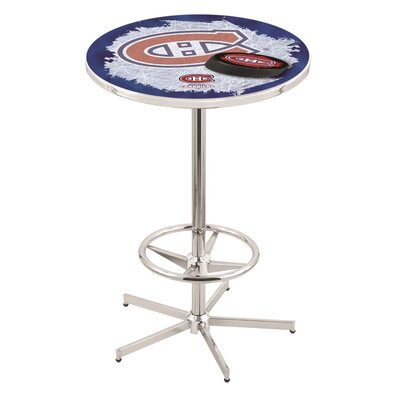 NHL Pub Table NHL Team: Montreal Canadiens