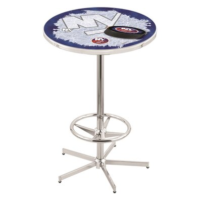 NHL Pub Table NHL Team: New York Islanders
