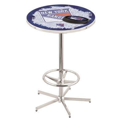 NHL Pub Table NHL Team: New York Rangers