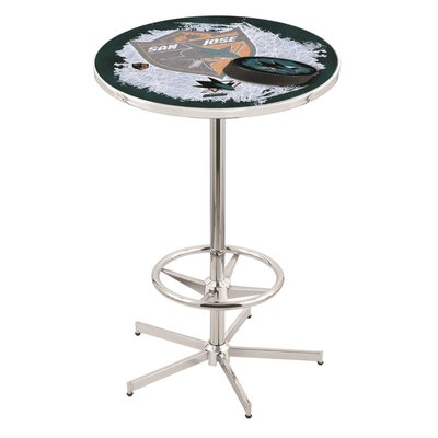 NHL Pub Table NHL Team: San Jose Sharks