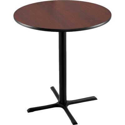 42 Pub Table Tabletop Size: 36 Dia