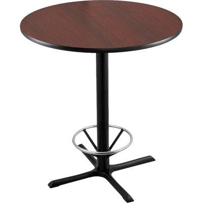 42 Pub Table Tabletop Size: 36 Dia