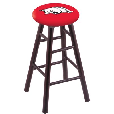 NCAA 18 inch Bar Stool with Cushion
