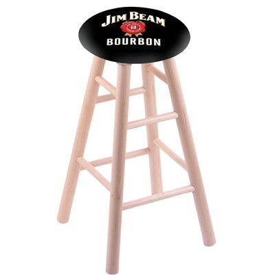 18 Bar Stool Finish: Natural