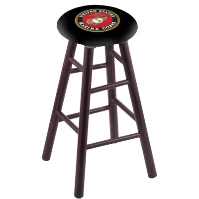 36 Bar Stool Finish: Dark Cherry