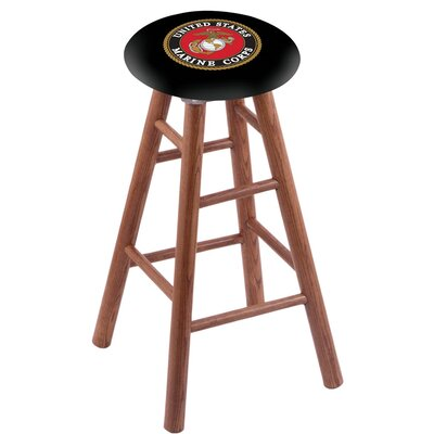 18 Bar Stool Finish: Medium