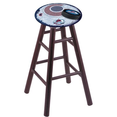 NHL 18 Bar Stool with Cushion