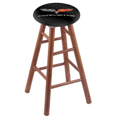24 Bar Stool Finish: Medium