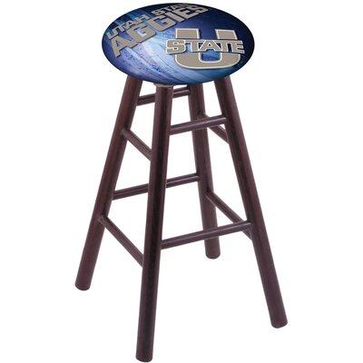 NCAA 18 Bar Stool with Cushion