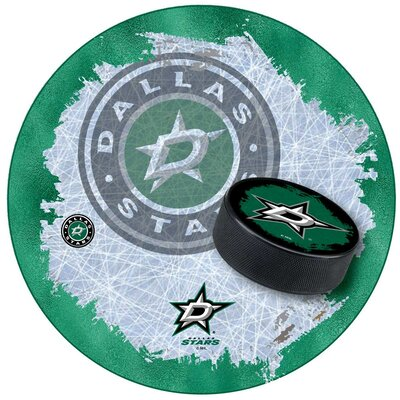 NHL Swivel Bar Stool NHL Team: Dallas Stars