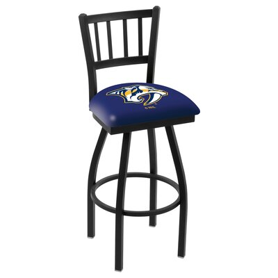 NHL 36 Swivel Bar Stool NHL Team: Nashville Predators