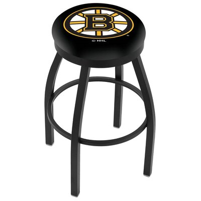 NHL 36 inch Swivel Bar Stool