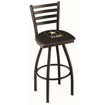 36 Swivel Bar Stool Branch: Army