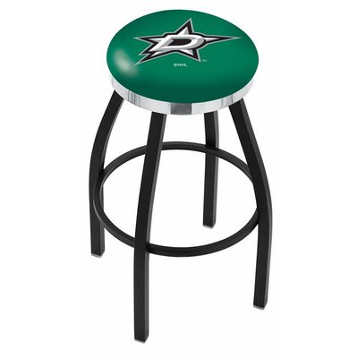 "Image of NHL 25"" Swivel Bar Stool NHL Team: Dallas Stars"