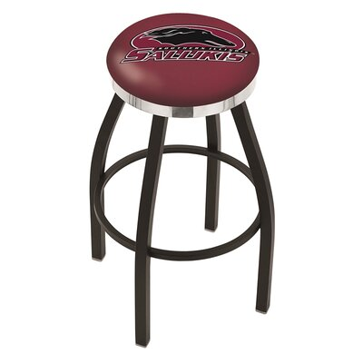 NCAA 25 Swivel Bar Stool NCAA Team: Southern Illinois