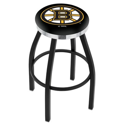 NHL 25 Swivel Bar Stool NHL Team: Boston Bruins