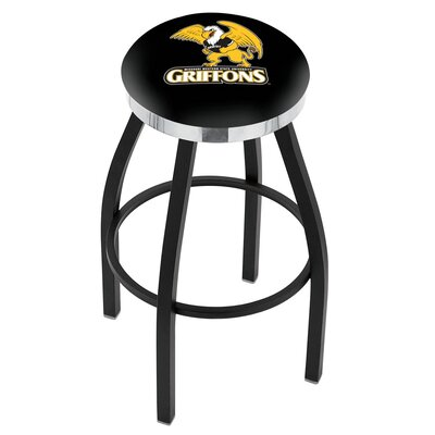NCAA 25 Swivel Bar Stool NCAA Team: Missouri Western State