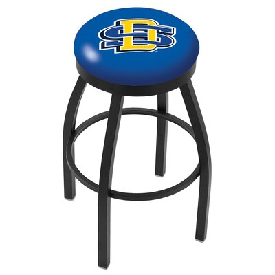NCAA 25 Swivel Bar Stool NCAA Team: South Dakota State