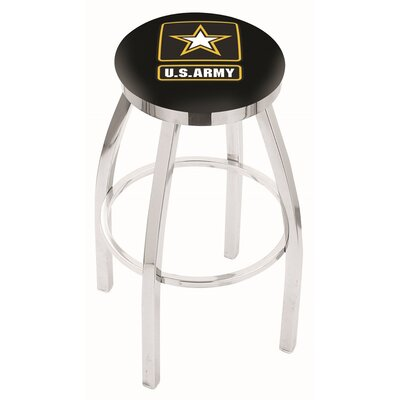 30 Swivel Bar Stool Branch: Army