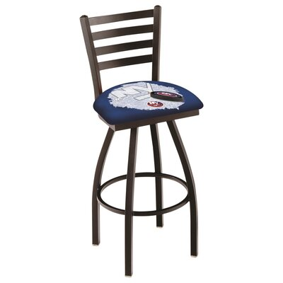 NHL Swivel Bar Stool NHL Team: New York Islanders