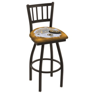NHL Swivel Bar Stool NHL Team: Boston Bruins
