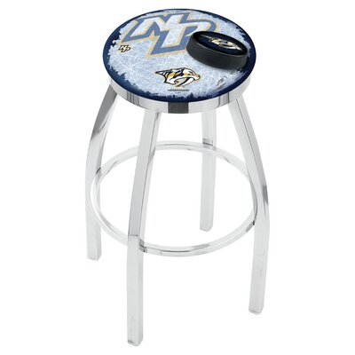 NHL 25 Swivel Bar Stool NHL Team: Nashville Predators