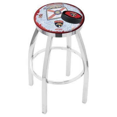 NHL Swivel Bar Stool NHL Team: Florida Panthers
