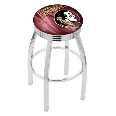 NCAA 30 Swivel Bar Stool NCAA Team: Florida State Seminoles