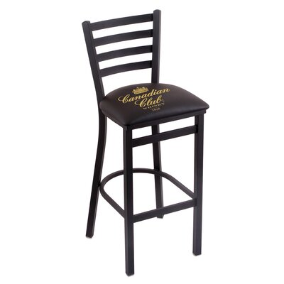 Canadian Club Bar Stool with Cushion