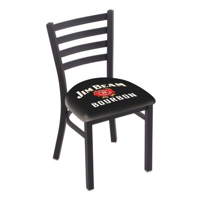 Jim Beam Stationary Side Chair