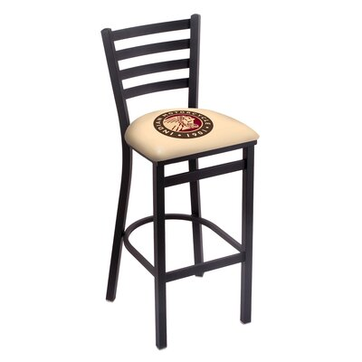 Indian Motorcycle Bar Stool with Cushion