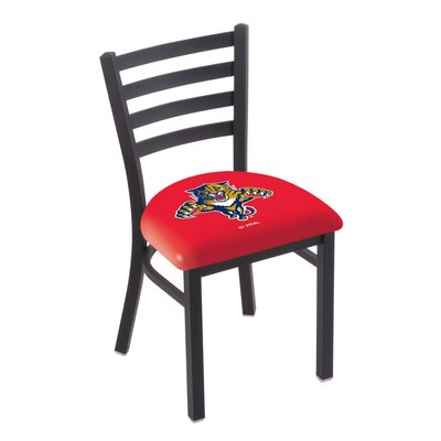 NHL Stationary Side Chair NHL Team: Florida Panthers