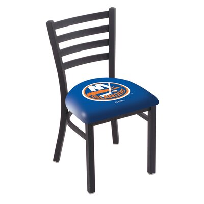 NHL Stationary Side Chair NHL Team: New York Islanders