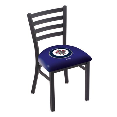 NHL Stationary Side Chair NHL Team: Winnipeg Jets