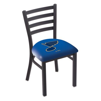 NHL Stationary Side Chair NHL Team: St Louis Blues