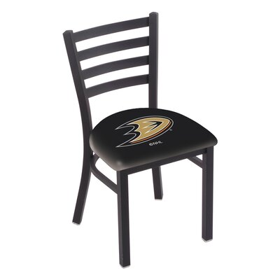 NHL Stationary Side Chair NHL Team: Anaheim Ducks