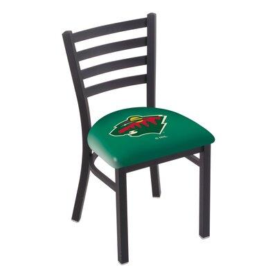 NHL Stationary Side Chair NHL Team: Minnesota Wild