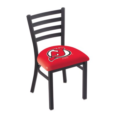 NHL Stationary Side Chair NHL Team: New Jersey Devils