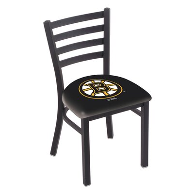 NHL Stationary Side Chair NHL Team: Boston Bruins