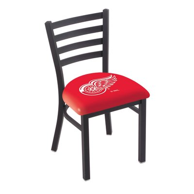 NHL Stationary Side Chair NHL Team: Detroit Red Wings