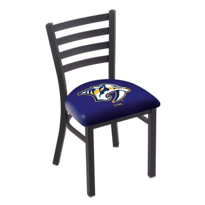 NHL Stationary Side Chair NHL Team: Nashville Predators